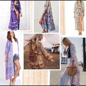 ISO These Spell And The Gypsy Kimono Kimonos